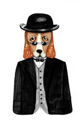 Count Basset by MyWeirdImagination