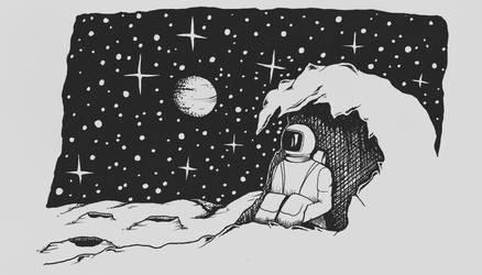 Solitude by MyWeirdImagination