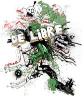 De Libre Promo by sheld0n