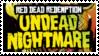 Read Dead Redemtion: Undead Nightmare Stamp by Aliciez-Randomness