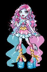 Sirenety Hazy - Monster High FC by Tosha22
