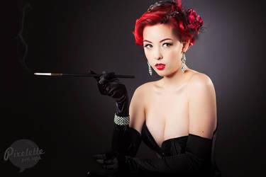 Red Glamour by xSoulxxxReaperx