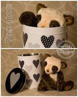 Pandabear by Cemina
