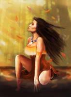 Pocahontas by Sweetcidia