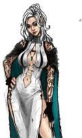 CoM - Sassy Sorceress by Werility