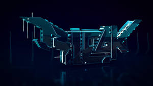 Bleak Tron Type by kampollo
