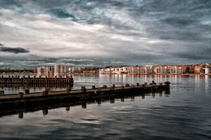 Aalborg city-scape IIII by John77