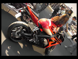 Honda CBR Fireblade by John77