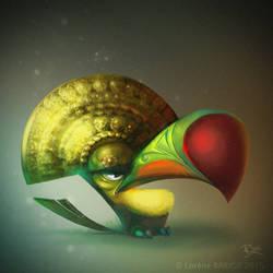 Az'toucan by Dragibuz