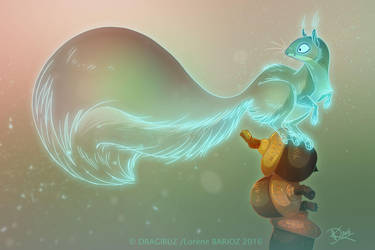 The nuts Guardian by Dragibuz