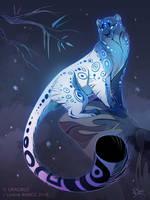 Snow Leopard Style by Dragibuz