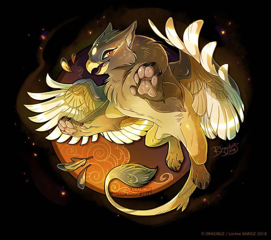 Gryphon Master by Dragibuz