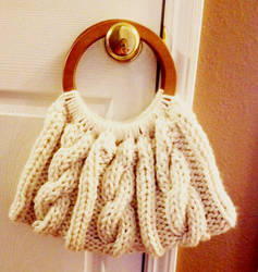 Christine-Bag Knit by Luxy005