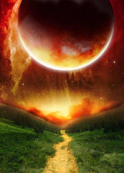 Epic Path by Shigimicu