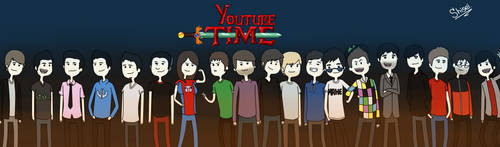 Youtube Time~ by Shiseixd