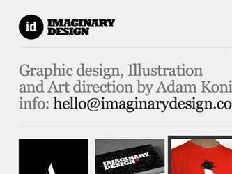 Imaginary Design in progress by HanibalLecter