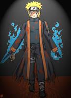 Naruto Nightwalker by AlphaDelta1001