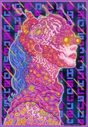 Augmented Girl by EvgeniyZhdanov