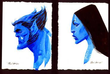 Color warm ups by MisterHardtimes