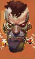 Frankenstein by MisterHardtimes