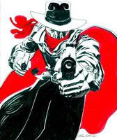 The Shadow by MisterHardtimes