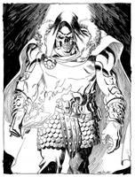 Thulsa Doom by MisterHardtimes