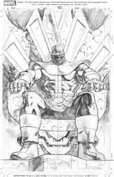 Thanos! by MisterHardtimes