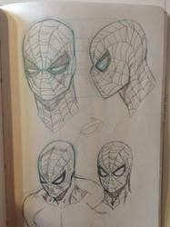 Superior Spider-man!  by MisterHardtimes