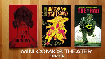 Mini Comics Theater! by MisterHardtimes