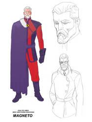 Magneto design by MisterHardtimes