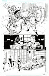 Superior Spider-man page for sale by MisterHardtimes
