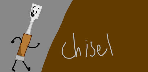 Chisel by Danyconnell