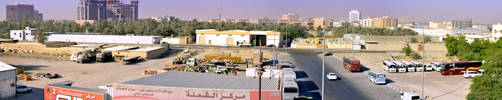 Hofuf Panorama by coldestashes