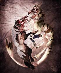 Curse you, you cursed beast by Smilefacekranaatti