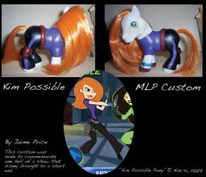 Kim Possible Custom by Jaimep