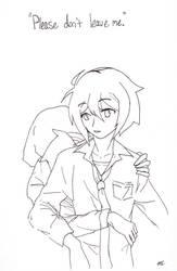 Don't Leave by ShoutaIzukai