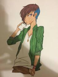 Kane Cadel by ShoutaIzukai