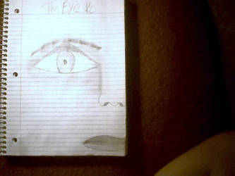 The Eye by LaraCroftBaby