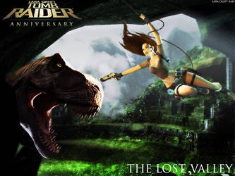 TR:A The Lost Valley by LaraCroftBaby