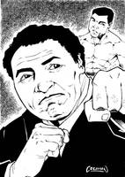 Muhammad Ali by RedCole84