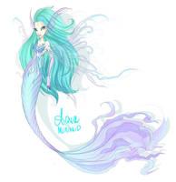World of Winx - Mermaid Aqua by MISTERHATCHLING