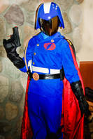 Cobra Commander by The-Prez