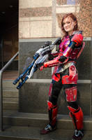 Commander Shepard by The-Prez
