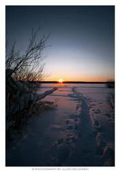 The path of the sun by jadvice