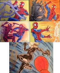 Spider-Man Fleer Ultra by NJValente