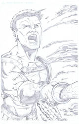 Gladiator by NJValente
