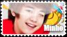 Minho stamp by xBloodHolic