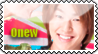 Onew stamp by xBloodHolic