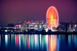 Gothenburg by night by coffe5