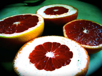 Blood Oranges by amy430